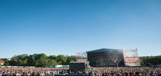 Ruisrockissa juhli viime vuonna 93 000 festivaalivierasta.