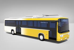Ensimmäiset sähköbussit Turkuun syksyllä