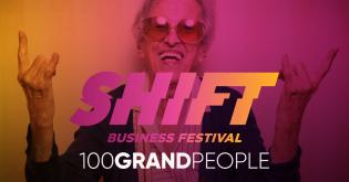 SHIFT-yritystapahtuma, senioriosallistuja