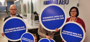 Turku julistautuu syrjinnästä vapaaksi alueeksi