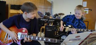 Taidekeskus koulussasi, soitonohjaus
