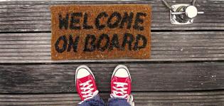 Welcome on board-tennarit-viitekuva
