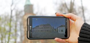 Sovellus tuo historiallisen Turun nykymaisemiin mobiililaitteen avulla.