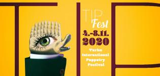 Kansainvälinen nukketeatterifestivaali TIP-Fest järjestetään 4.-8.11.2020.