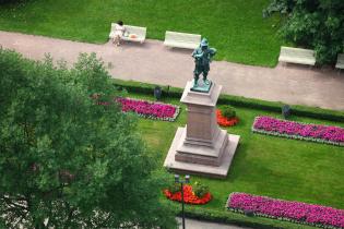 Brahen patsas