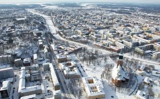 Talvinen Turku