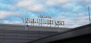 Turun lentoasema. Kuva: Joel Haapamäki