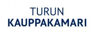 Turun kauppakamarin sininen logo