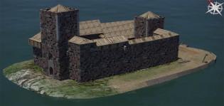 Turun linna rakennusvaiheet