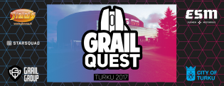 GrailQuestin mainos