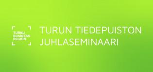 Teksti Turun Tiedepuiston juhlaseminaari