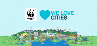 We Love Cities -kampanjakuva