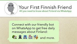Your First Finnish Friend