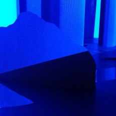 Haapala, sinisiä hetkiä. Kuva: TMK