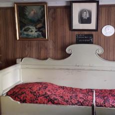 Leskimiehen huone Luostarinmäellä
