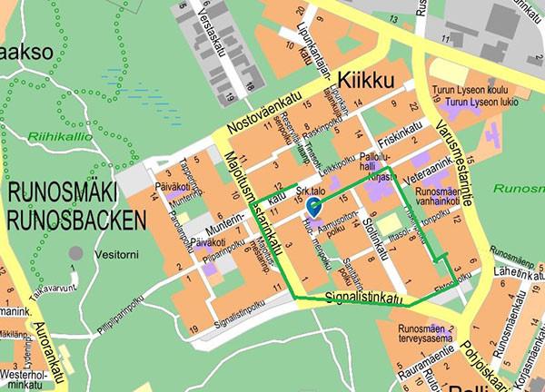 Turvallisuuskavely Runosmaessa Torstaina 17 3 Turku Fi