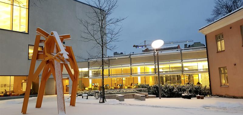 Lue lisää julkaisijalta Helsingin kaupunki, kulttuurin ja vapaa-ajan toimiala