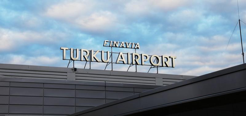 Turun Lentoasema Valittiin Vuoden 2018 Lentoasemaksi Turku Fi