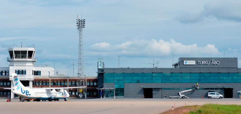 Lentoliikenteen Matkustajamaarat Hurjassa Kasvussa Turun