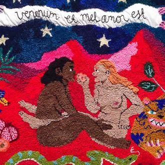 Anna-Karoliina Vainion teos Love is Both Honey and Venom