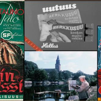 Vanhoja elokuvajulisteita ja kuvia vanhoista elokuvista