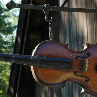 Luostarinmäki viulu