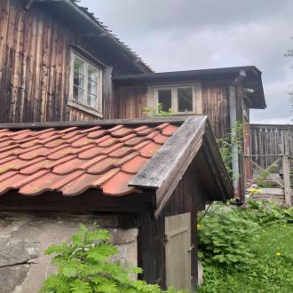 Luostarinmäen talo
