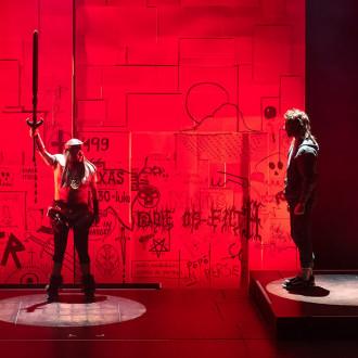 Conan musikaali Turun kaupunginteatteri
