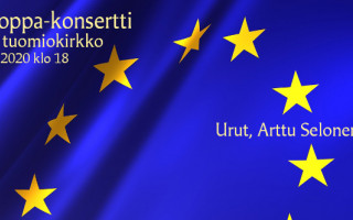 Eurooppa-konsertti 28.8.2020