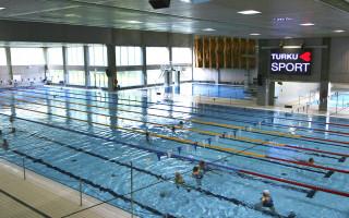 Impivaaran uimahallin suurin allas on nimeltään Venla.