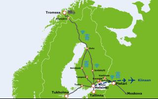 Pohjoinen kasvuvyöhyke mukana Suomen älykkään logistiikan keskuksessa