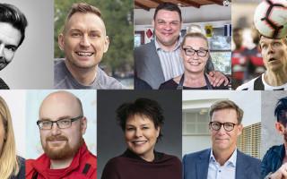 Vuoden turkulainen 2020 -ehdokkaat.