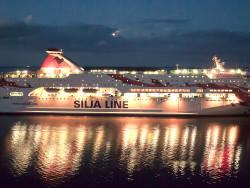 Baltic Princess merellä