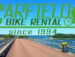 Saariston Rengastie ja polkupyörä