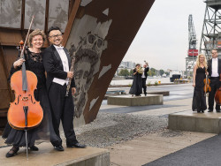 Turun filharmoninen orkesteri, kuva: Seilo Ristimäki