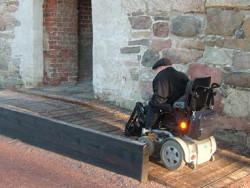 Turun linnanesteetönsisäänkäynti