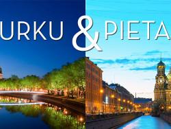 图尔库和圣彼得堡