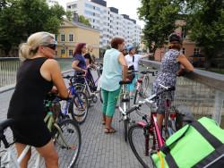 pyöräilyopastus