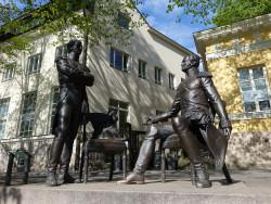 Tapaaminen Turussa 1812