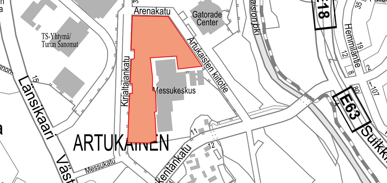 Messukeskuksen Kentta Turku Fi
