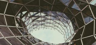 Lähikuva arkkitehtuurista