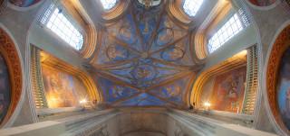 Tuomiokirkon katto