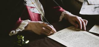 Kirjurin kädet, Turun linna