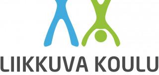 Liikkuva koulu -logo