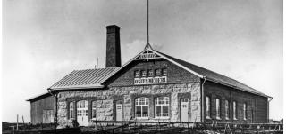 Laitilan Osuusmeijeri, mustavalkokuva vuodelta 1904