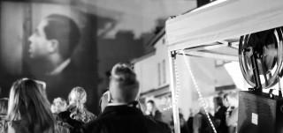 Friluftsbiokväll på Gamla Stortorget