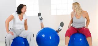 Leidit liikkeellä tarjoaa monipuolista liikuntaa aikuisille naisille.