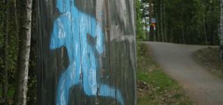 Paavonpolun merkki