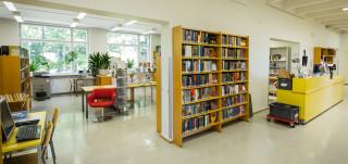 Pansion kirjasto