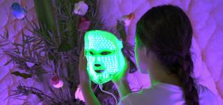 Kuva Patricia Domínguezin videoteoksesta Eyes of Plants